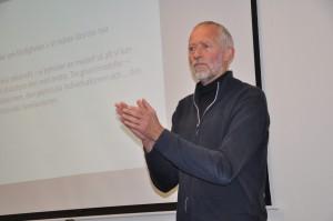 """Fra konferansen """"Å utvikle en praktisk-teologisk utdannelse"""". FOTO: Boe Johannes Hermansen."""